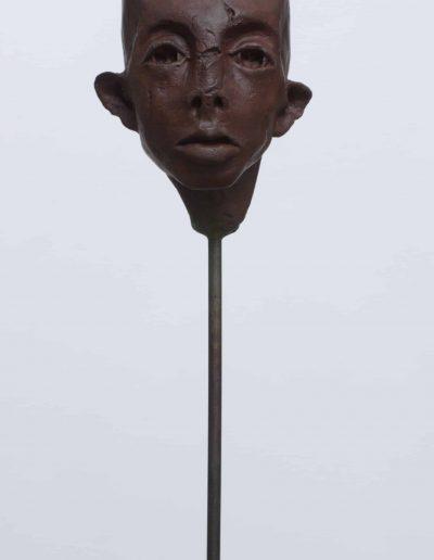 Tete bronze