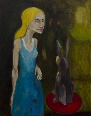 Alice et le lapin