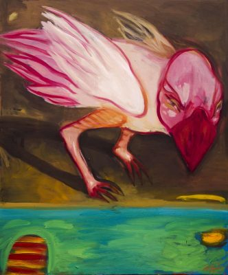 l'oiseau120X100.leg